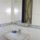 Renovated Bathroom with a full-size bath and hot water on demand. Washing-machine, Iron