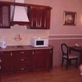 Kitchenette with Microwave, fridge, electric kettle, toaster and all amenities included