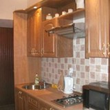 Kitchen with Microwave and all amenities included