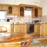 Kitchen with Microwave and all amenities