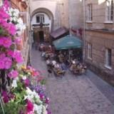 Lviv Virmenska view